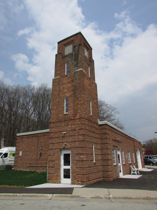 Greendale Hose Tower