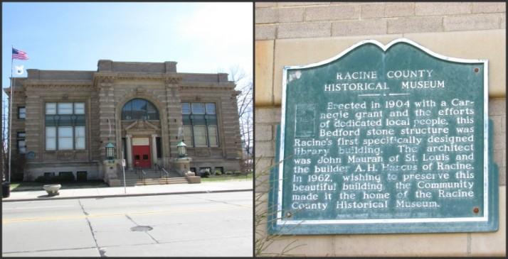 Racine County Historical Museum