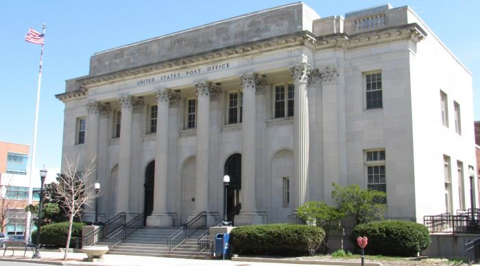 Racine Post Office