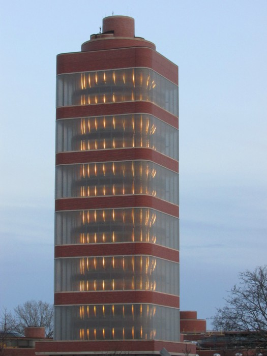 SC Johnson Research Tower in Racine