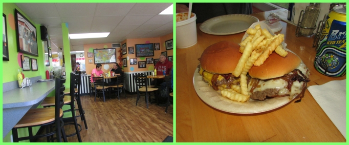 Wedl's Hamburger Stand Collage