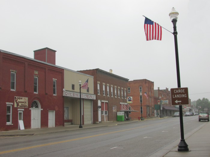 Downtown Wonewoc