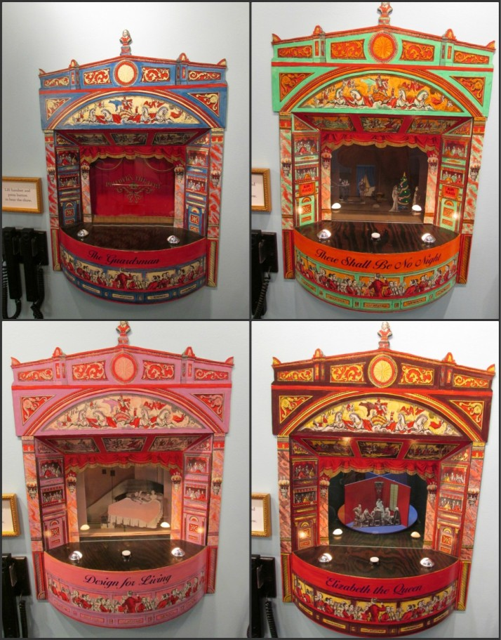 Four Toy Theaters at Ten Chimneys