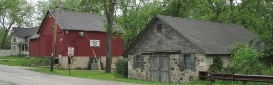 Historic Buildings in Saylesville