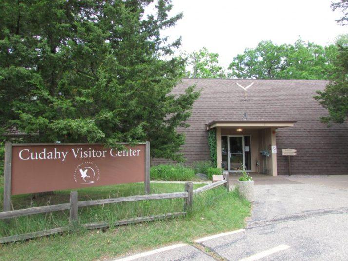 Cudahy Visitor Center at Crane Foundation