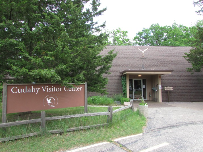 Cudahy Visitor Center at Crane Foundation