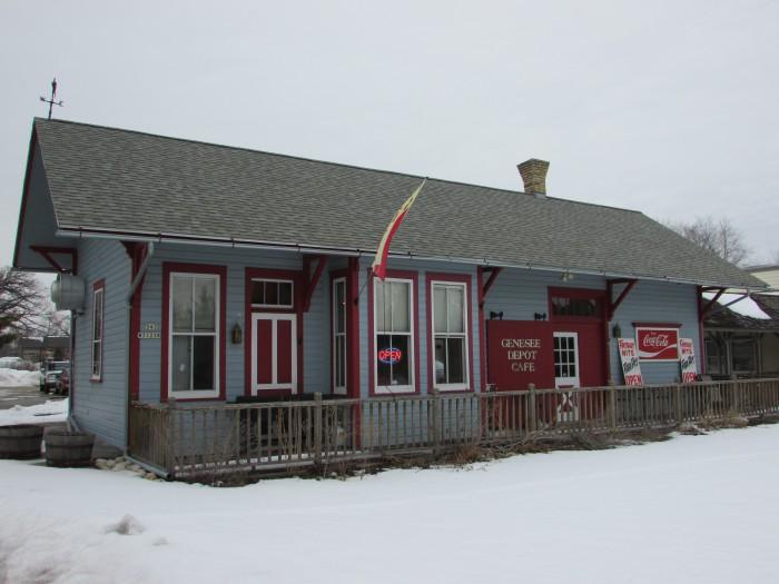 Depot at Genesee Depot