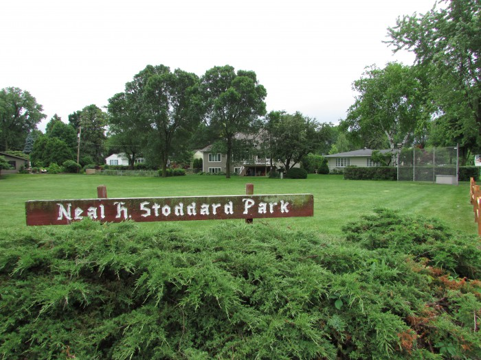 Neal H. Stoddard Park in Maple Bluff