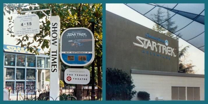 Star Trek Adventure in Universal Studios