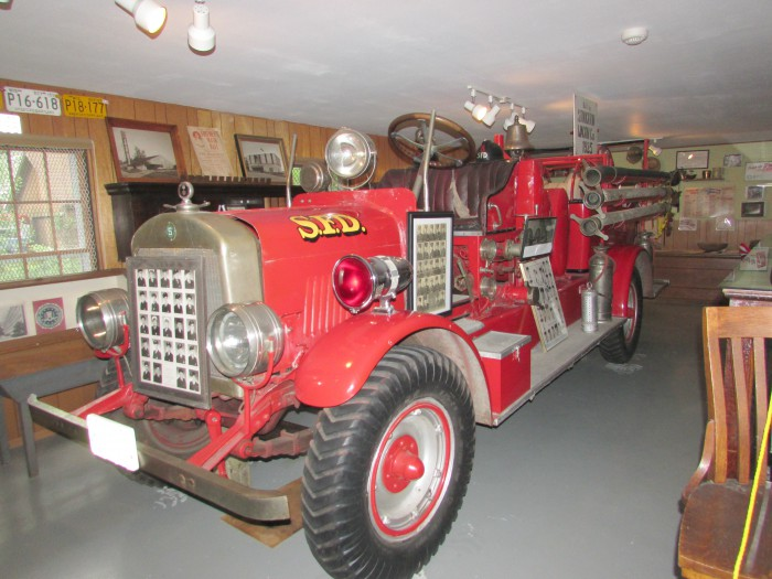 Stoughton Fire Truck 1925