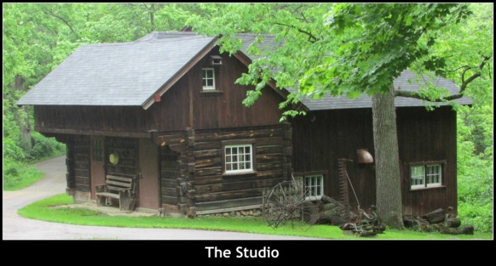 The Studio at Ten Chimneys