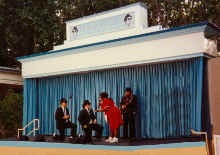 Universal Studios Blues Brothers Revue