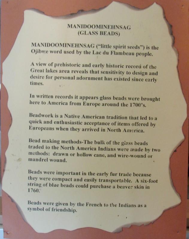 Bead history