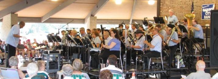 Capitol City Band panoramic