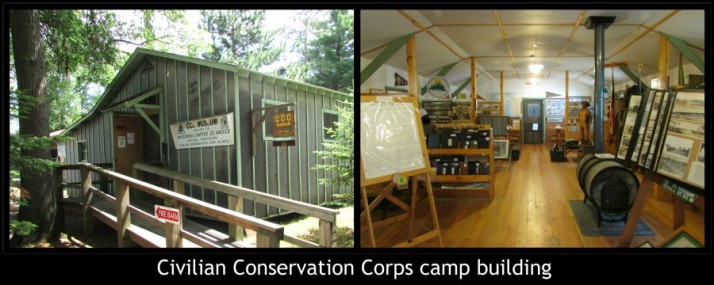 CCP Camp Building