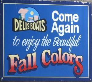 Dells Boats Come Back in Fall