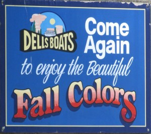 Dells Boats Come Back in Fall