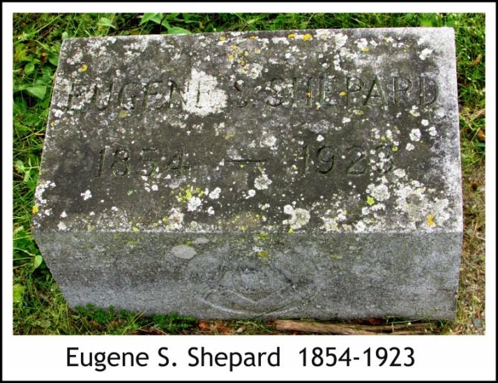 Eugene S. Shepard Gravesite in Rhinelander
