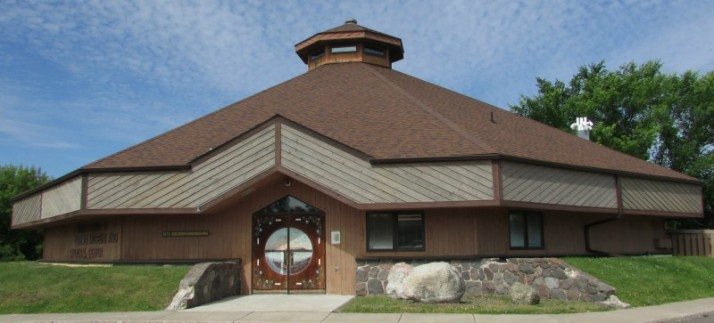George W. Brown Jr. Chippewa Museum and Cultural Center in Lac du Flambeau