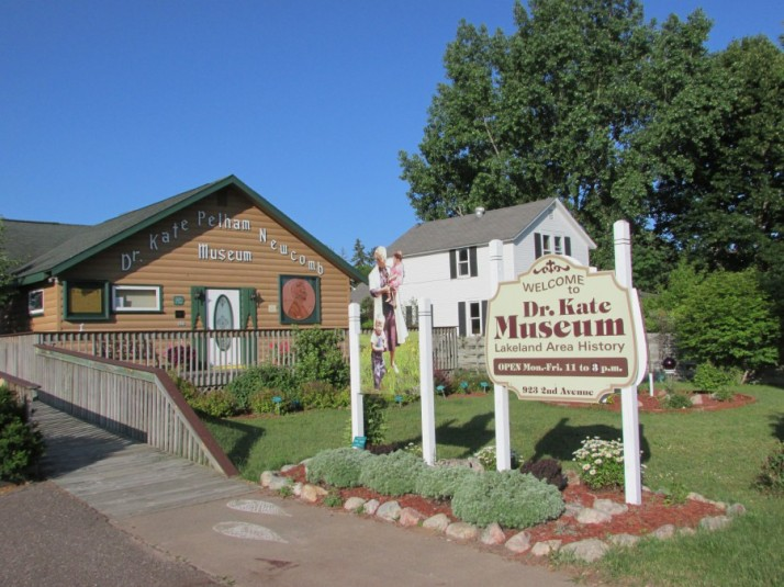 Dr. Kate Museum in Woodruff