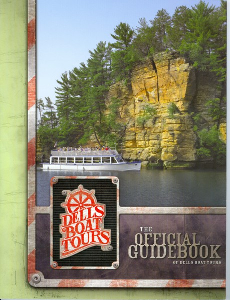 Official Guidebook of Dells Boat Tours