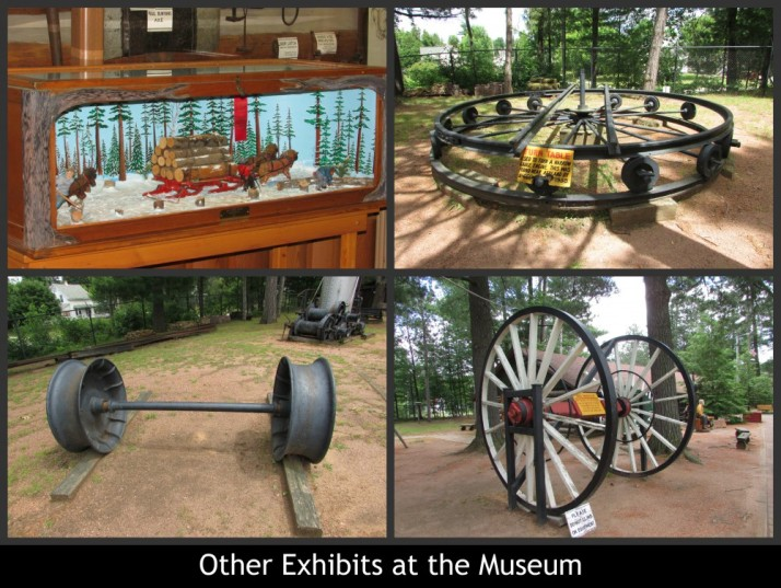 Other Exhibits at the Pioneer Museum