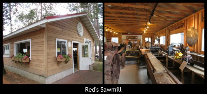 Red's Sawmill  in Rhinelander
