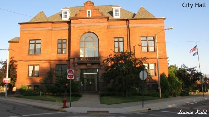 Rhinelander City Hall WM