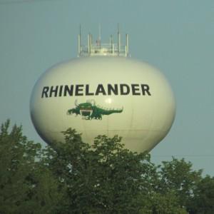 Rhinelander Water Tower