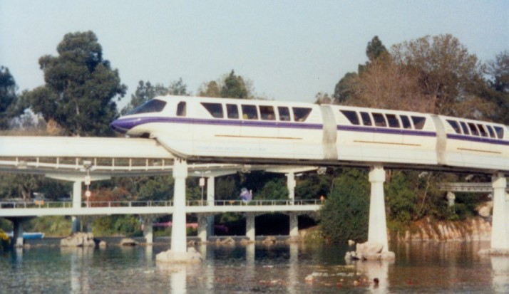 Disneyland Monorail crop 0001