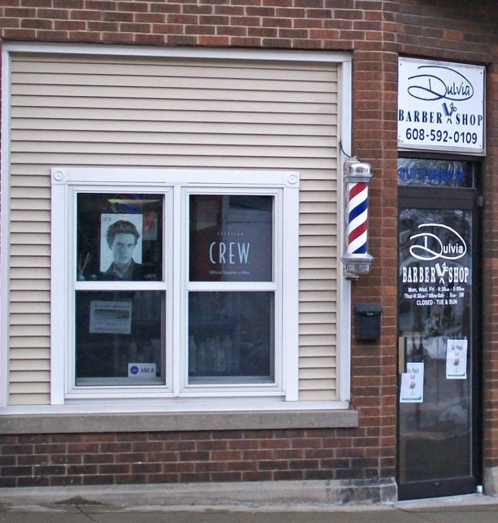 Dulvia's Barbershop in Lodi
