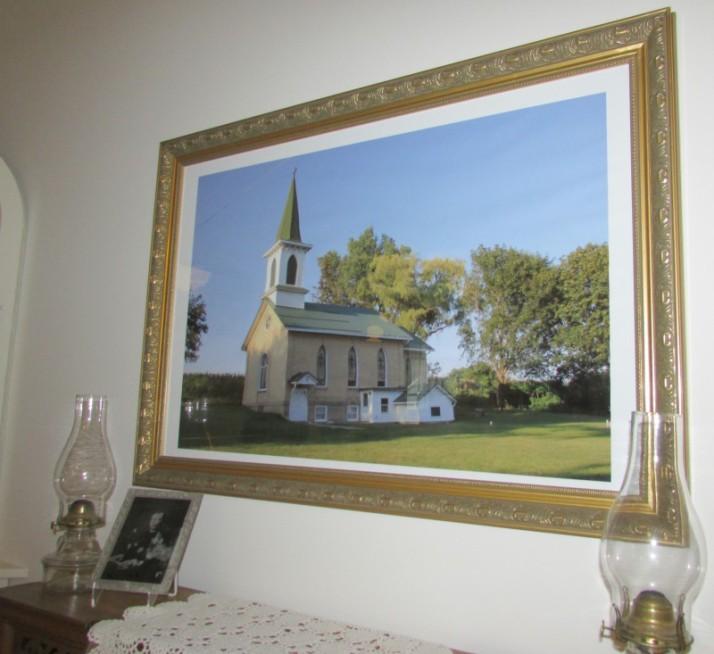 Former Lutheran Church in Lodi