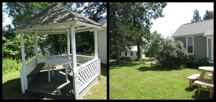 Gazebo and Yard at Westfield Museum