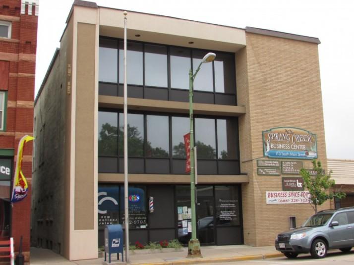 Spring Creek Business Center