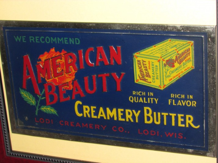 Lodi American Beauty Butter ad