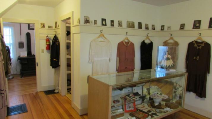 Exhibit Room at Lodi Museum