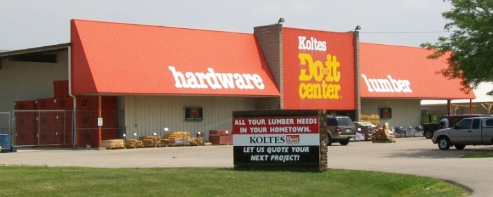 Koltes Do-It Center in Lodi
