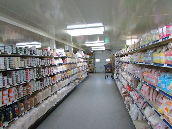 Mishler's Country Store Aisle 2