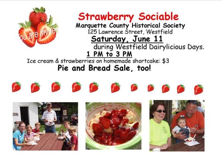 Strawberry Sociable 6-11-16