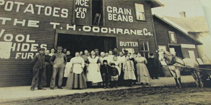 T.H. Cochrane Co. photo