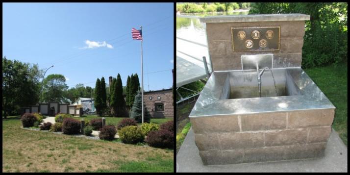 Vet's Memorial in Westfield
