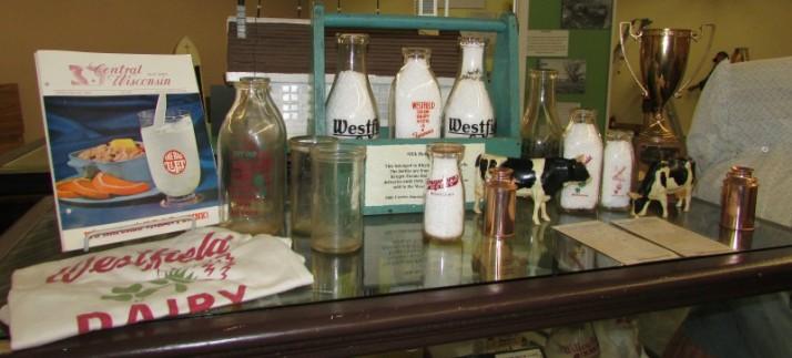 Westfield Dairy exhibit
