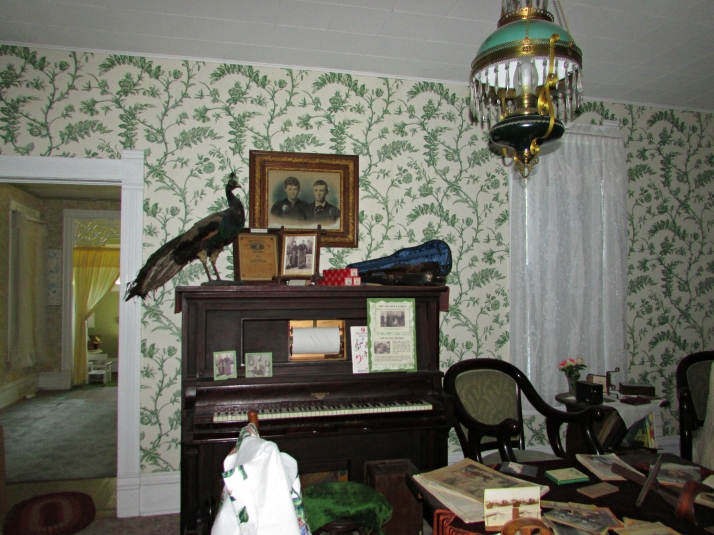 Westfield Museum parlor