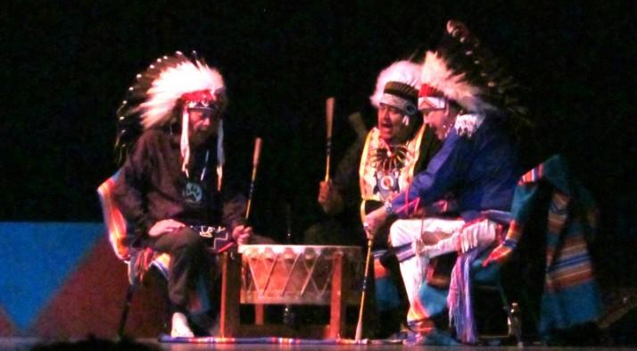 Ho-Chunk Drummers