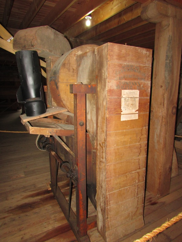 Wheat Separator at Pickwick
