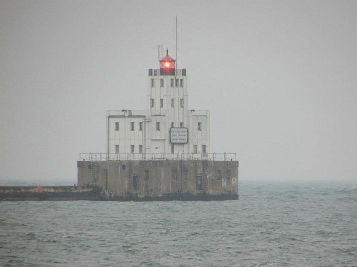 Milwaukee Sentinel in the Mist 12-15-12