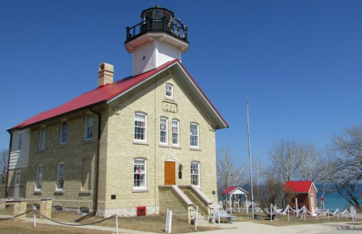 Old Port Washington Light Station 4-5-14