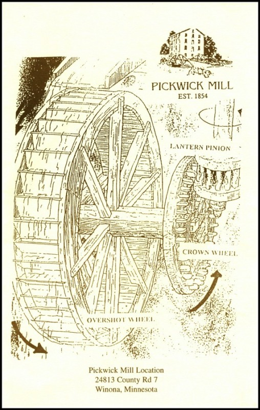 Pickwick Mill 1
