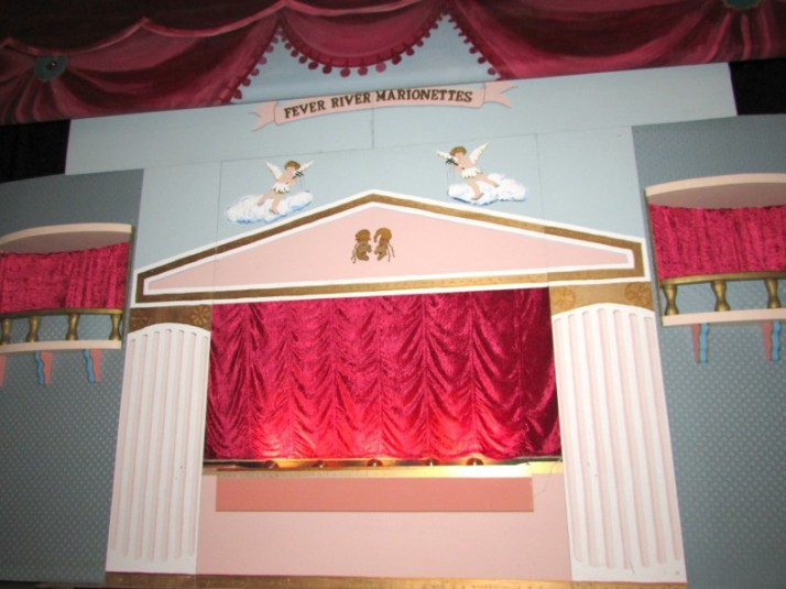 Stage at Opera House