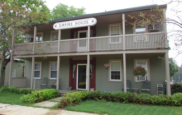 The Empire House in Hazel Green